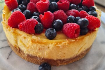 New York Cheesecake basisrecept